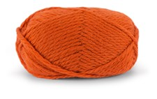 Knit At Home Nordic Wool Garn Ullgarn 100 g Orange 710