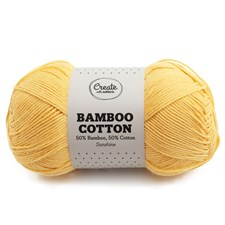 Adlibris Bamboo Cotton 100g Sunshine A519