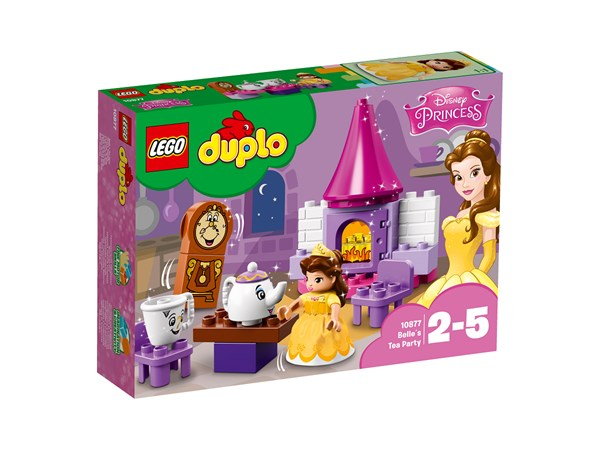 Belles tebjudning, LEGO DUPLO Princess (10877)