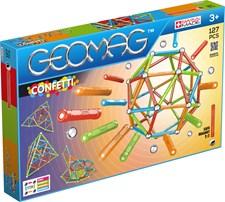 Geomag Confetti 127 delar