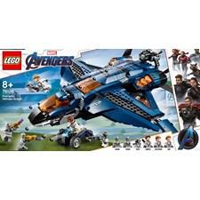 Avengers ultimata Quinjet, LEGO Marvel Avengers Movie 4 (76126)