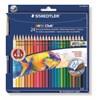Noris Club 24-pakkaus Akvarelli-värikynät