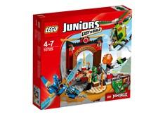 NINJAGO Kadonnut temppeli Lego Juniors (10725)