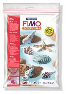 FIMO® tarvikkeet, muotti, Simpukat