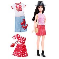 Fashionistas Doll & Fashions, Barbie