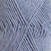 Drops, Cotton Light Uni Colour, Garn, Bomullmiks, 50 g, Lys jeansblå 34