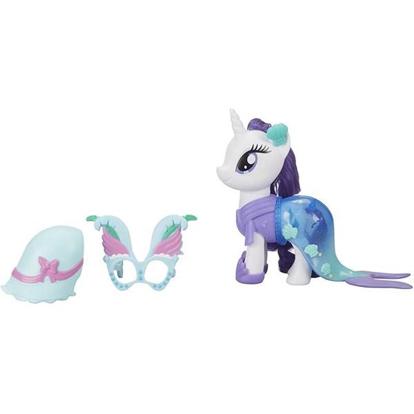 Rarity Fashion Snap-On  My Little Pony - figurer & miniatyrer