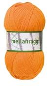 Mellanraggi Garn Ullmix 100g Orange (28203)