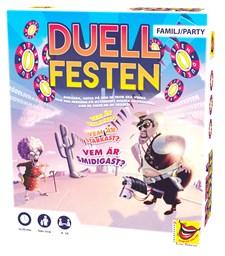 Duellfesten, Sällskapsspel, ALF (SE)
