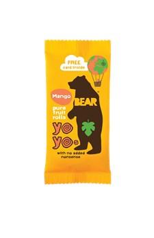 Bear Yoyos Fruktgodis Mango 20 g