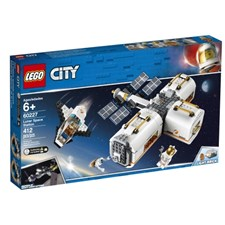 Månstation, LEGO City Space Port (60227)