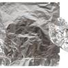 Bladmetall, ark 16x16 cm, 25 ark, sølv