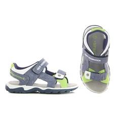 Sandal, Blå/ grön, strl 31, Sprox