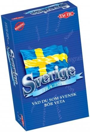 Frågespelet om Sverige, resespel (SE)