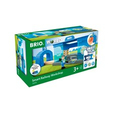 BRIO World - 33918 Smart Tech verkstad