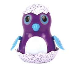Wind Up With Light, Purple, Hatchimals