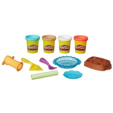 Playful Pies, Play-Doh