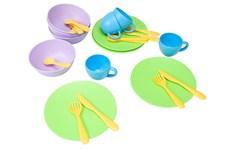 Servis, 24 delar, Green Toys