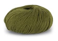 Du store Alpakka Sterk Ullmix 50 g Grønn 812