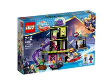 Lena Luthor Kryptomite fabrik, LEGO DC Super Hero Girls (41238)