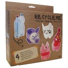 PET-flaske 2, Recycleme