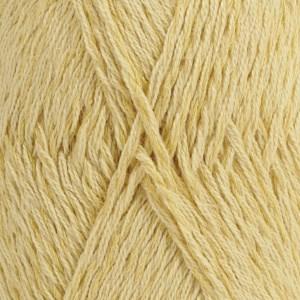 Drops Belle Uni Colour Garn Bomullmix 50g Dandelion 04