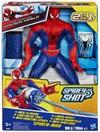 Stor actionfigur som kan skyte ut fangnett, 38 cm, Spiderman