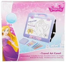 Målarset Med Staffli, Disney Princess Rapunzel