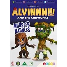 Alvinnn!!! och gänget - Säsong 2: Vol 4 - Monster-vansinne