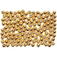 Vaxpärlor dia 2,7 mm Guld 150 st