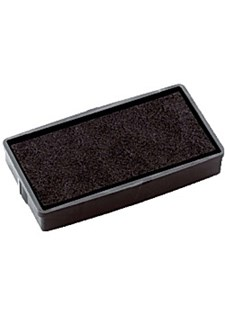 Leimasinvärikasetti COLOP E20 musta (2 kpl)