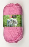 Viking of Norway Baby Ull Garn Merinoull 50g Cerise 361