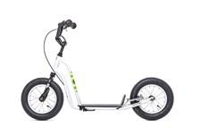 Yedoo Mau, Sparkesykkel med lufthjul, Hvit