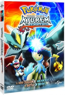 Pokémon Kyurem vs. Sword of Justice