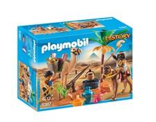 Gravplundrarnas läger, Playmobil History (5387)