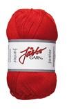 Junior Garn Akrylmix 50g Röd (67012)
