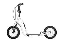 Yedoo Three, Sparkesykkel med lufthjul, Hvit