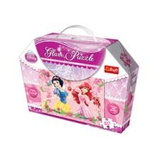 Glam Princess puslespill, 50 deler, Trefl