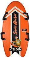 Foam Board Snow Rocket 110 cm Twintail, Oransje, Stiga