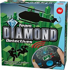 Diamond Detectives -peli, Alga