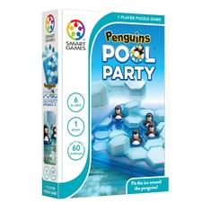 Penguins Pool Party, Smart Games (SE/FI/NO/DK/EN)