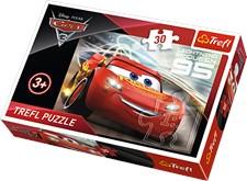 Pussel 30 bitar, Disney Cars 3