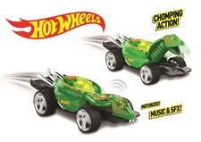 Extreme Action, Turboa, Hot Wheels
