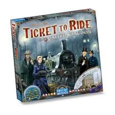 Ticket To Ride, UK Expansion, Familjespel (SE/FI/NO/DK/EN)