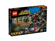 Ritariryömijän tunnelihyökkäys, LEGO Super Heroes (76086)