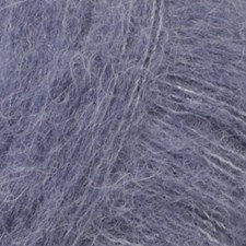 Brushed Alpaca Silk Drops design 25 g denim blue 13