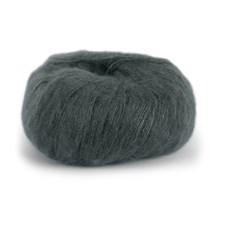 Dale Garn Erle Silk Mohair Mix 50 g Grå 5762