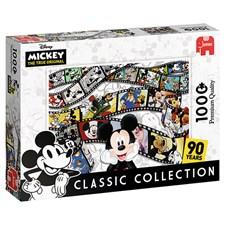 Disney Classic Collection Mikki Hiiri 90-vuotisjuhla Palapeli 1000 palaa Jumbo