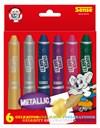 Gelkritor Metallic Sense 6-pack