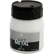 Art Metal metallimaali, 250 ml, hopea